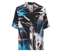 "Hemd mit ""Palms Resort""-Print"