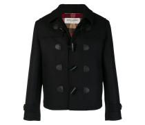 Klassischer Mantel mit Knebelverschluss
