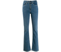 bootcut skinny jeans