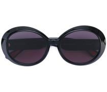 'Bug Eye' Oversized-Sonnenbrille