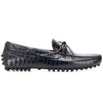 crocodile effect loafers