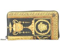 Portemonnaie mit barockem Print
