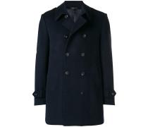 cashmere military coat