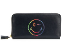 Rainbow Wink wallet