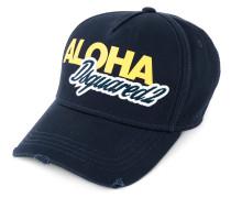 "Baseballkappe mit ""Aloha""-Print"