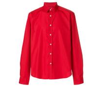 slim-fit button shirt