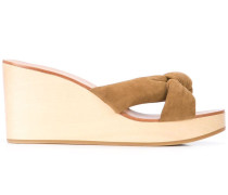'Taylor' Wedge-Mules