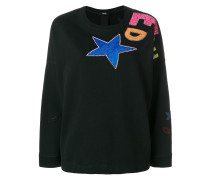 'F-Gertrude-R' Pullover