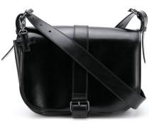 Satteltasche mit Reißverschlussfächern