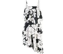 Kurzes Kleid mit Volants