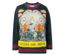 'L'Aveugle Par Amour' Sweatshirt