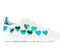 'Roger' Sneakers mit Stickerei