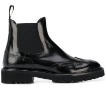 'Rome' Chelsea-Boots aus Lackleder