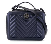 Gesteppte Box-Bag