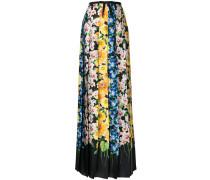 Florage printed skirt