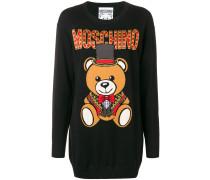 Pullover mit Teddybärenmotiv