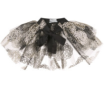 patterned capelet