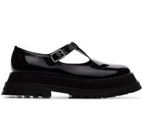 'Aldwych' Loafer aus Lackleder