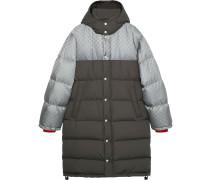 Mantel mit GG-Jacquard