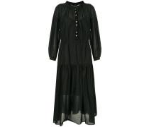 Congruity flared dress