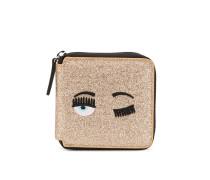 'Flirting' Glitter-Portemonnaie