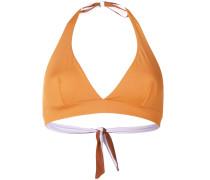 reversible halterneck bikini top