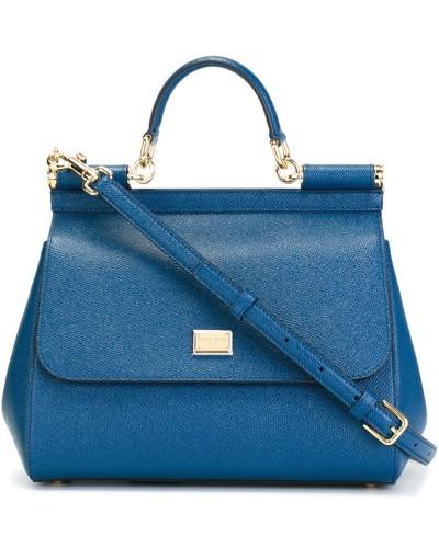Spielraum Kauf Billig Verkauf Niedrig Versandkosten Dolce & Gabbana Damen Kleine 'Sicily' Handtasche Verkaufen Kaufen Rabatte Günstiger Preis enqjNPfhch
