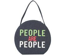 People Are People shoulder bag