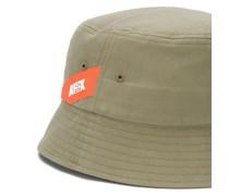 Fischerhut mit Logo