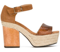 'Flavia' Sandalen mit Absatz