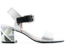 design block heel sandals