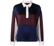 Oberteil im Poloshirt-Design