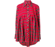 Flannelhemd mit Karomuster