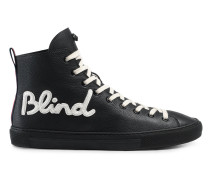 Blind For Love high-top sneaker