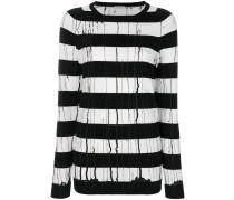 drip cotton sweater