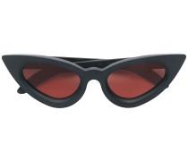 'Maskey' Sonnenbrille im Cat-Eye-Design