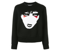 'Kiss' Pullover
