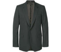 tailored button up jacket
