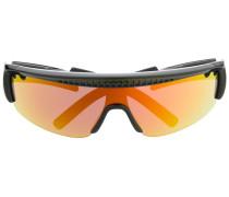 Sonnenbrille mit durchgehendem Steg