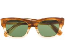 Eckige 'Keenan' Sonnenbrille