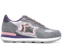 'Vega' Sneakers mit Kontrasteinsätzen
