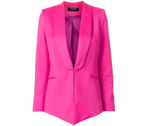 buttoned up jacket
