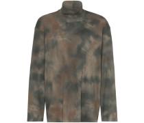 Pullover mit Batikmuster