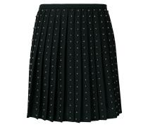 studded pleated skirt