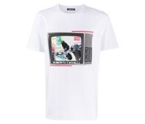 TV print T-shirt