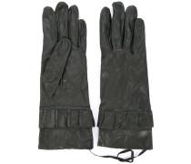 Handschuhe mit schmalem Schnitt