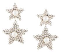 'Twyla' Ohrringe mit Kristallen