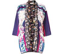 Bedruckte Kimono-Jacke