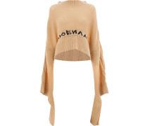 longsleeved knit jumper