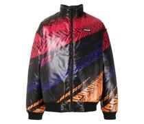 + OLK oversized nylon jacket